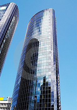 Modern Building Royalty Free Stock Photo - Image: 8648835