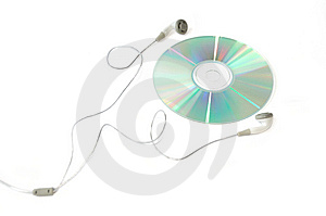 Audio CD Royalty Free Stock Image - Image: 8648966