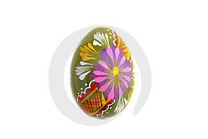 пасхальное яйцо Стоковые Изображения - изображение: 8649014
