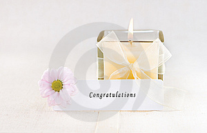Congratulations Royalty Free Stock Image - Image: 8649336