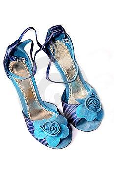 Chaussures De Dames Image stock - Image: 8649841