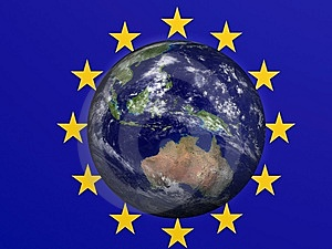 European Earth Royalty Free Stock Image - Image: 8650486