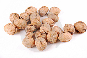 Nuts Royalty Free Stock Photos - Image: 8650808