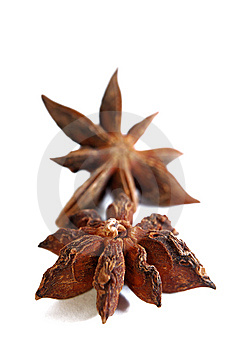 Anise Star Stock Images - Image: 8651044