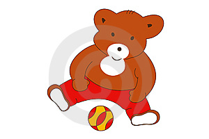 Teddy Bear Royalty Free Stock Photography - Image: 8651417