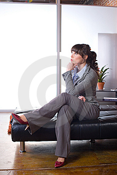 Business Woman Modern Office Stock Photography - Image: 8651422