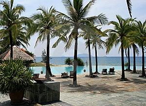 Resort Royalty Free Stock Image - Image: 8651616