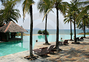 Resort Royalty Free Stock Photography - Image: 8651687