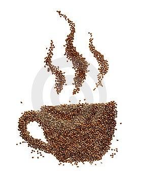 Caffè Fotografia Stock Libera da Diritti - Immagine: 8652125