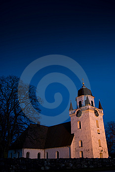Old Church Stock Photo - Image: 8652450