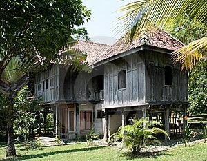 Malaysian Estate Of XIX Century Stock Photography - Image: 8652562
