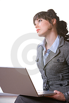 Business Woman Modern Office Stock Images - Image: 8652724