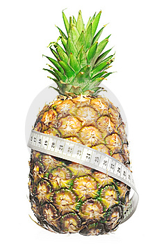 Pineapple Royalty Free Stock Photos - Image: 8653368