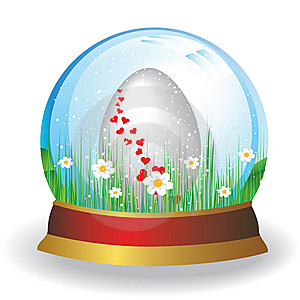 White Egg Royalty Free Stock Image - Image: 8653456