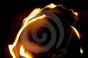Rings Of Fire Stock Photos - Image: 8653533