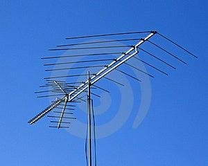 Aerial Television Antenna Stock Photos - Image: 8653903
