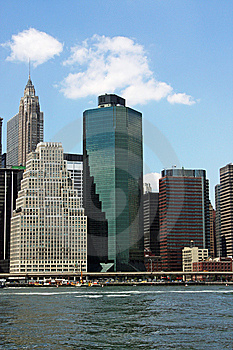 180 Maiden Lane Royalty Free Stock Images - Image: 8653909