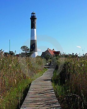 Fire Island Lighthouse Royalty Free Stock Photos - Image: 8653978