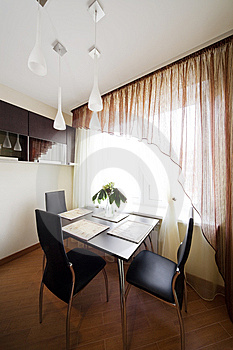 Table And Chairs Royalty Free Stock Photos - Image: 8654218