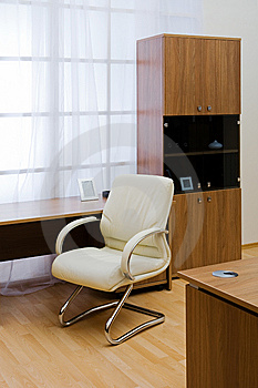Table, Chairs And Bookcase Stock Photography - Image: 8654272