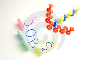 Jobs Opportunity Stock Image - Image: 8654561