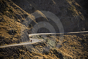 Cycle Road Stock Images - Image: 8654784