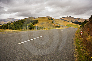 Country Road Stock Image - Image: 8654921