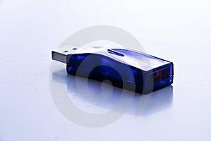 USB-palillo Infrarrojo Fotografía de archivo libre de regalías - Imagen: 8656367