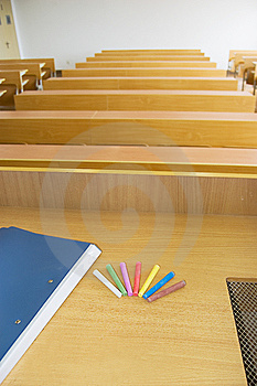 University Classrooms Royalty Free Stock Photo - Image: 8656655