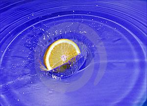 Lemon Stock Image - Image: 8657221