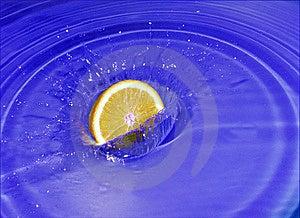Citron Image stock - Image: 8657221
