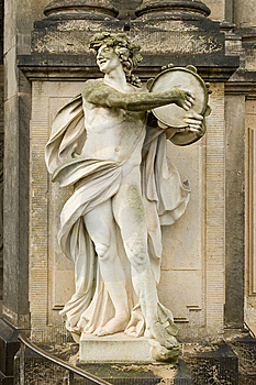 Happy Statue Stock Images - Image: 8657394