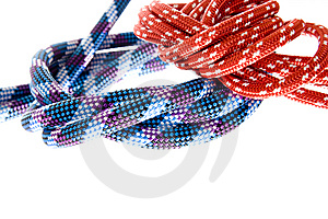 Climbing Rope Royalty Free Stock Photography - Image: 8657447