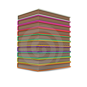 Libro Della Disposizione Fotografia Stock Libera da Diritti - Immagine: 8657767