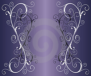 Abstract Vintage Banner Stock Image - Image: 8657801