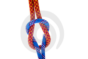 Climbing Rope Royalty Free Stock Photo - Image: 8657915