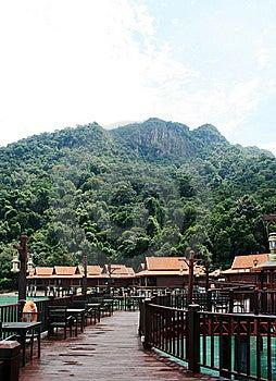 Berjaya Langkawi Beach Resort Royalty Free Stock Photography - Image: 8658017