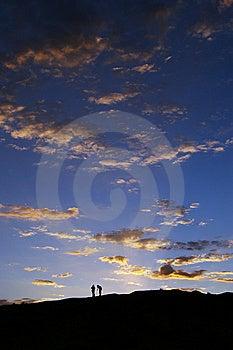 Evening Sky Stock Photos - Image: 8658093