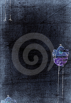 Grunge Easter Background Stock Image - Image: 8658151