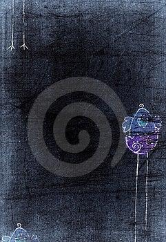 Grunge Easter Background Stock Image - Image: 8658151