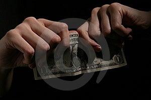 Dólar Fotos de archivo - Imagen: 8658183