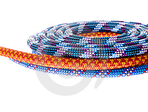 Climbing Rope Stock Photography - Image: 8659132