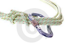 Cuerda Que Sube Imagenes de archivo - Imagen: 8659234