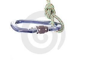 Corde S'élevante Image stock - Image: 8659261
