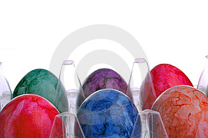 Easter Eggs Stock Image - Image: 8659931