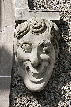 The Gargoyle Stock Image - Image: 8659991