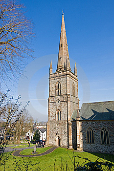 Church And Funeral Royalty Free Stock Photos - Image: 8660078
