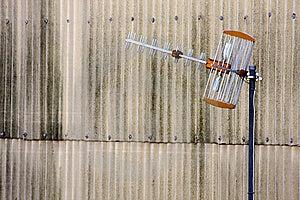 антенна Tv Стоковые Фото - изображение: 8660113