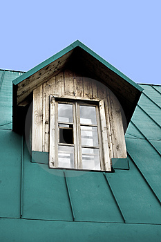 Wooden Window Royalty Free Stock Photos - Image: 8660228