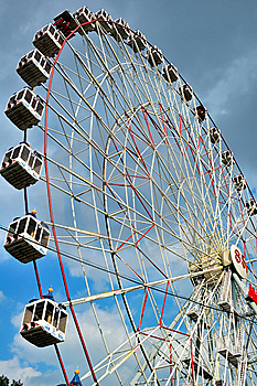Ferris Wheel Stock Photography - Image: 8660612